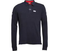 Herren Legacy Polohemd Blau