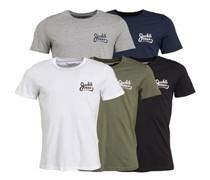 Signature T-Shirt Schwarz