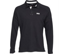 HP Shore Rugger Polohemd Navy