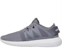 Damen Tubular Viral Sneakers Grau
