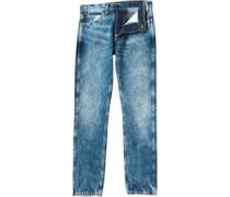 Herren 505C Skinny Jeans Blau