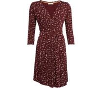 Damen 34 AOP Kleid Rot