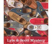 Lyle And Scott Vintage Herren Mystery Shop Schuhe Mehrfarbig