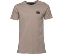 Herren Barca T-Shirt Steingrau