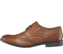 Herren Ditty Formal Schuhe Waxy Tan