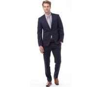 Herren Anzug Blau