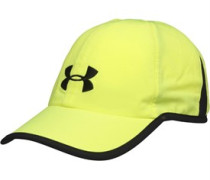 Mens Heatgear Shadow Run Cap 2.0 Hi Viz Yellow