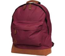 Mi-Pac Classic Backpack Burgundy