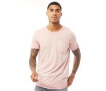 Kris Bas T-Shirt Hellrosa