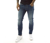 Turalt 224 Jeans in lose Passform Dunkel