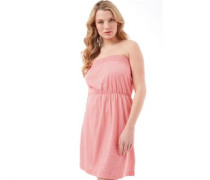 Board Angels Damen Kleid Korallenrosa