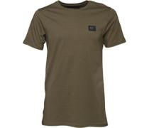 Herren Barca T-Shirt Khaki