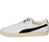 Basket Classic Sneakers Weiß