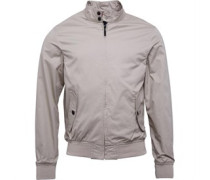 Herren Reactive Classic Harrington Jacke Stone