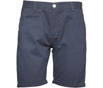 Brave Soul Herren  Chino Shorts Blau