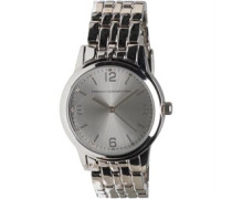 French Connection Womens Bracelet Watch Silver