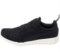 Carson Runner Camo Mesh Sneakers Schwarz