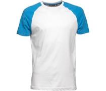 Herren Baptist C T-Shirt Weiß