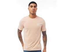 Active Style Klein-Logo T-Shirt Hell