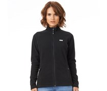 Helly Hansen Damen Daybreaker Full Zip Fleece Schwarz