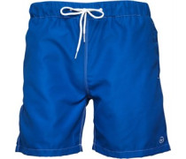Herren Swenson Badeshorts Cobalt Blue