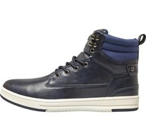 Fregoso Stiefel Navy