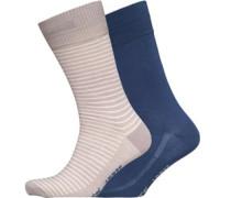 Levi's Herren Socken Gestreift