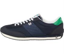 Original Penguin Herren Alpha Sneakers Blau