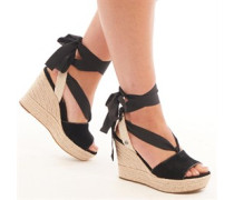 Shiloh Wedge Sandalen