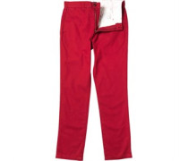 Herren 511 Chinos mit Slim Passform Rot