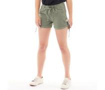 Tencel Cargo Shorts