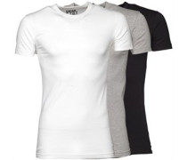 Herren T-Shirt Mehrfarbig