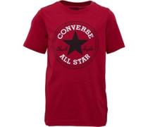 Jungen Chuck Patch T-Shirt Rot