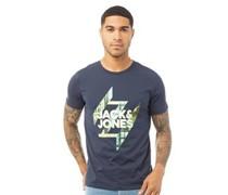 Spring Feeling T-Shirt Navy