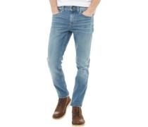 Sargent Lake Jeans in Slim Passform Gewaschtes Steingrau