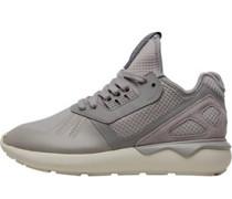 Damen Tubular Runner Sneakers Grau