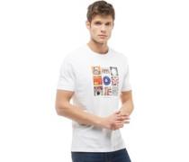 Music Symbols Grafik T-Shirt