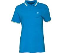 Herren r Directory Polohemd Blau
