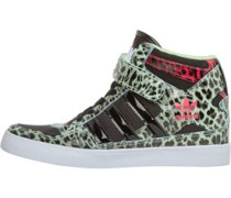 adidas Originals Damen Forum Up Hi Vivid Berry Sneakers Mehrfarbig