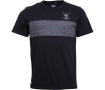 Herren District T-Shirt Schwarz