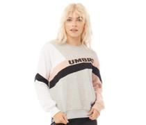Projects Diamond Sweatshirt meliert