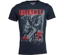 Frey T-Shirt Dunkelgrau