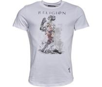 Herren Carrier T-Shirt Weiß