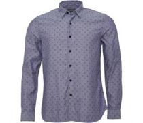 Peter Werth Mens Bell Shirt Navy