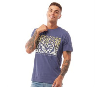 Buitrago T-Shirt Blau