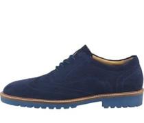 Herren Six Wildleder Schuhe Navy