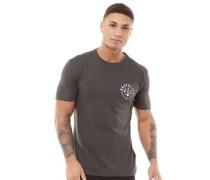 Dedham T-Shirt Dunkelkhaki