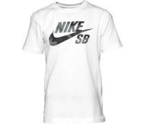 Nike SB Jungen Shadow T-Shirt White