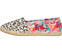 Rocket Dog Damen Temple Hot Trot Wild One Espadrille Mehrfarbig