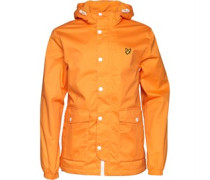 Lyle And Scott Vintage Herren Micro Lined Squash Jacke Orange